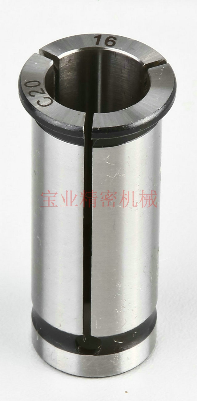 CNC milling chuck / strong handle high precision SC32 elastic collet 6-25 jacket C32 straight chuck 105