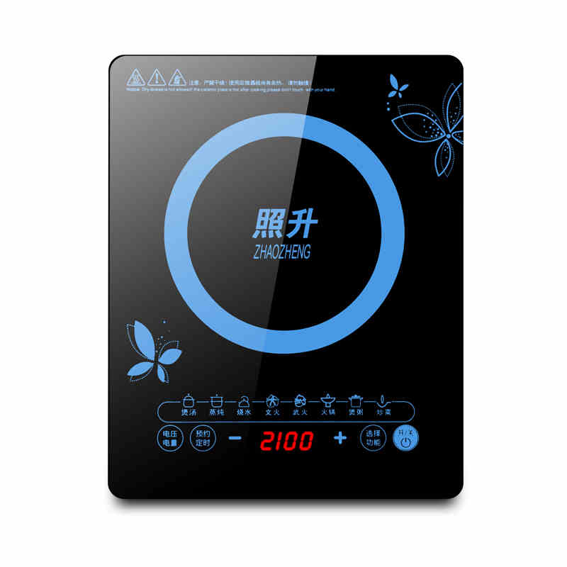 ZHAOZHENG/ or LJY-210B special offer domestic electromagnetic oven touch screen smart battery Hot pot stove