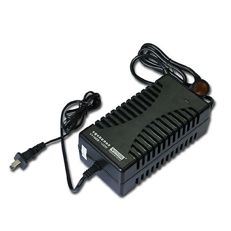 Transformador de 12V DC para AC de 220V para carro isqueiro adaptador conversor de Energia