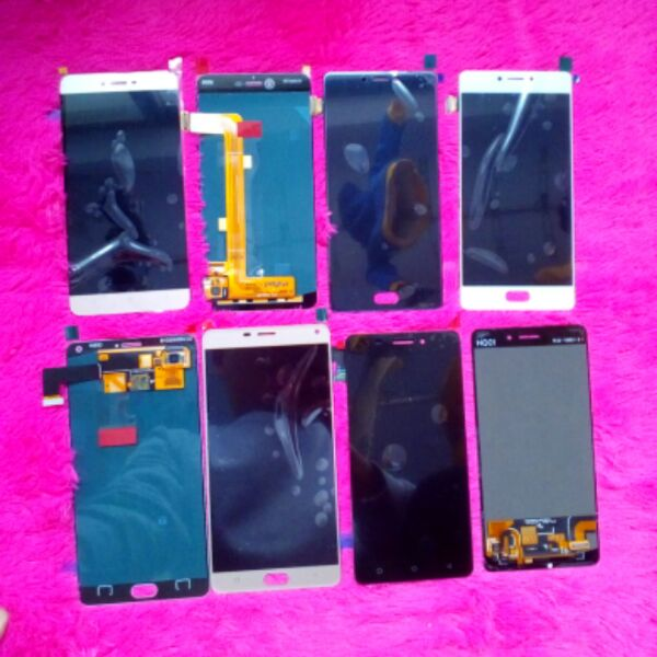 For Jin s6s8 m5plus screen w900s screen touch screen LCD screen assembly