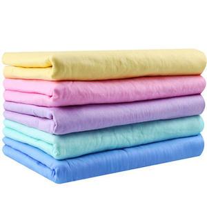 仿鹿皮巾洗车毛巾擦车巾加厚干发吸水不掉毛工具鸡皮布汽车用品