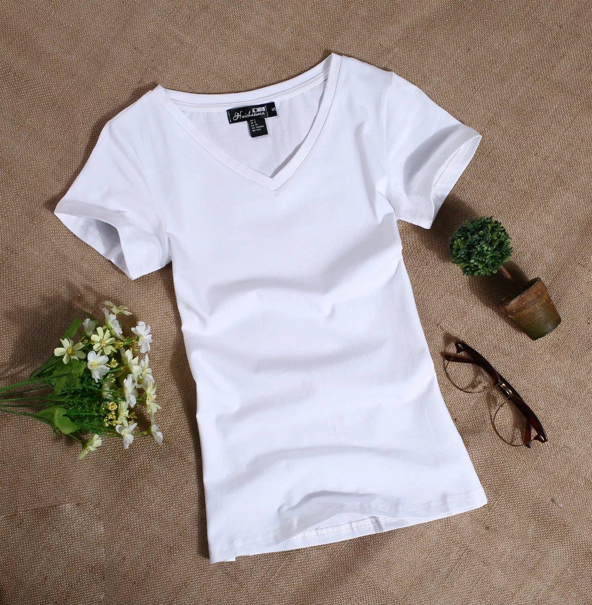 女装纯棉贴身体恤 ¥9.70