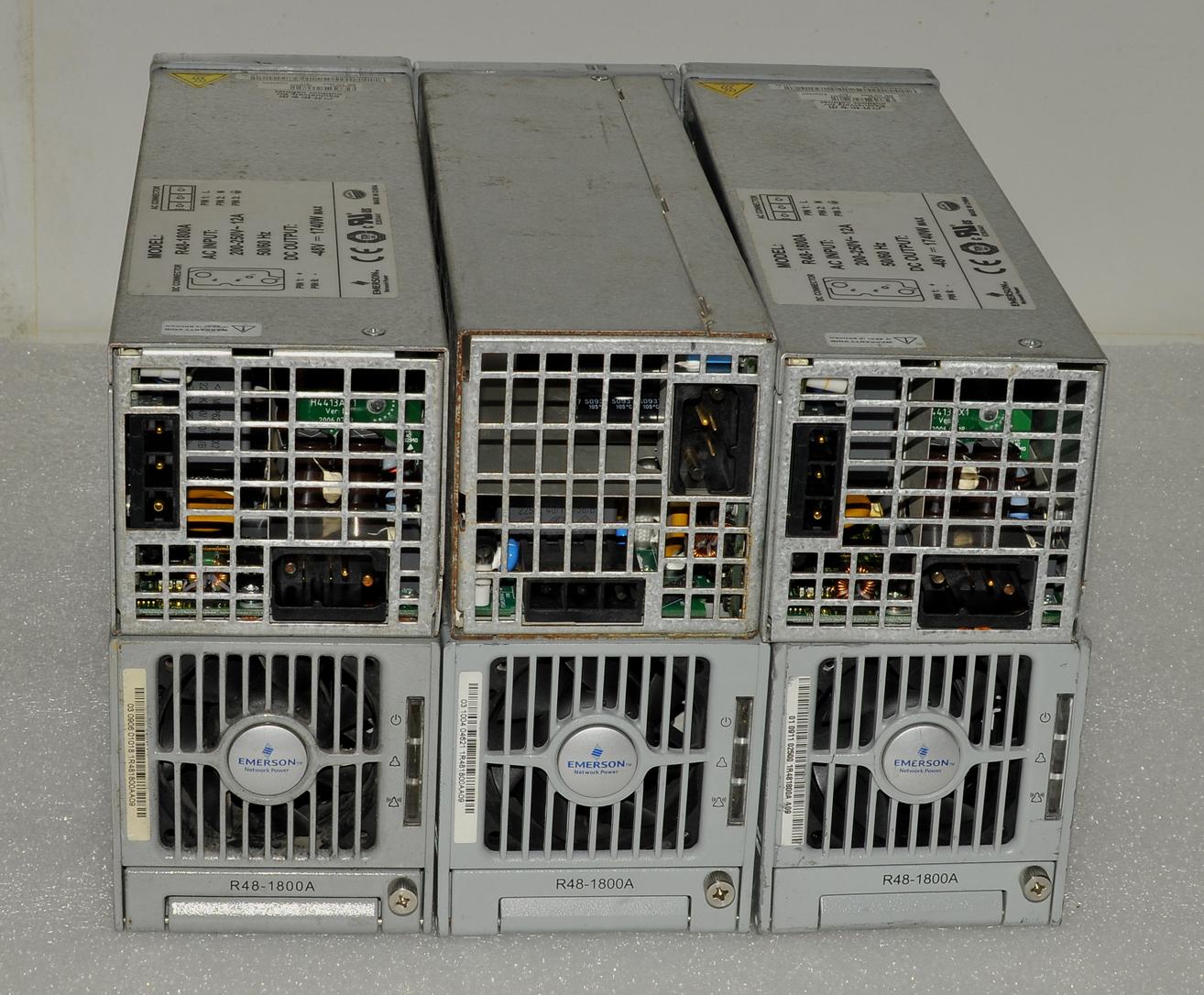 Módulo de fuente de energía R48-1800A Emerson