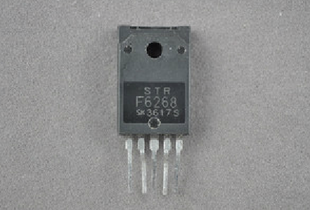 [] STR-F6268STRF6268 Qinsheng electronic switching power supply module - teste.