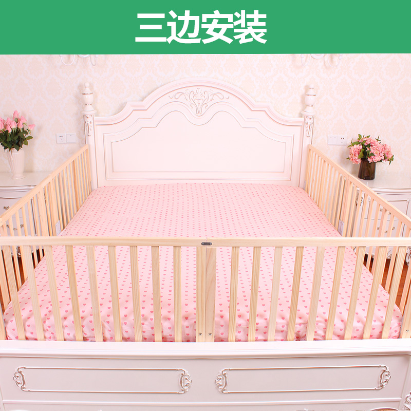 τα ξύλινα μωρό 2 μέτρα αντι - κρεβάτι δίπλα στο κιγκλίδωμα 1,5 m το κρεβάτι 1.2 κρεβάτι φράχτη παιδί 1