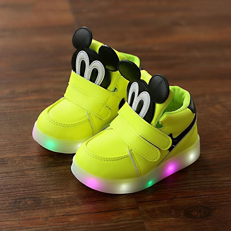 儿童鞋女童鞋子秋款小孩2-4-6宝宝单鞋1-3岁男童运动鞋中大童休闲