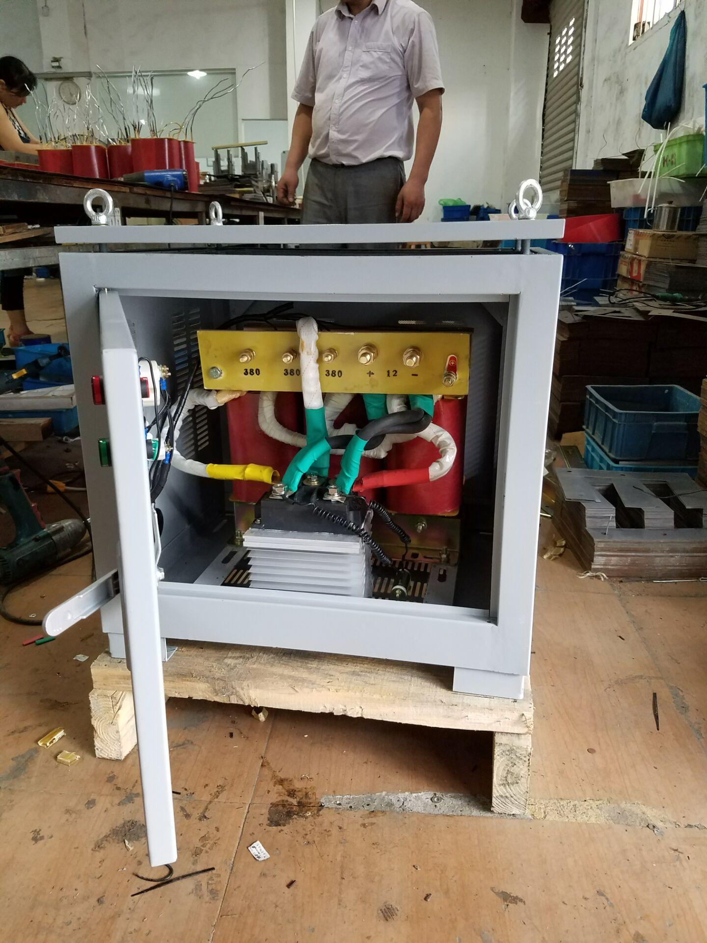 zsg токоизправител трансформатор 70KVA/KW380 се DC220V48V24 променлив ток в постоянен ток