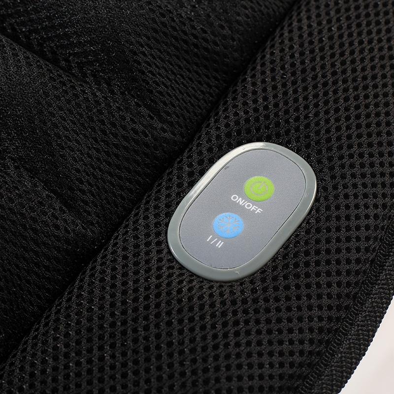 Το καλοκαίρι του γραφείο όχημα εξαερισμού μαξιλάρι ψύξη αέρα με ανεμιστήρα ψύξης κλιματισμού 12V24V οικιακών καρέκλα