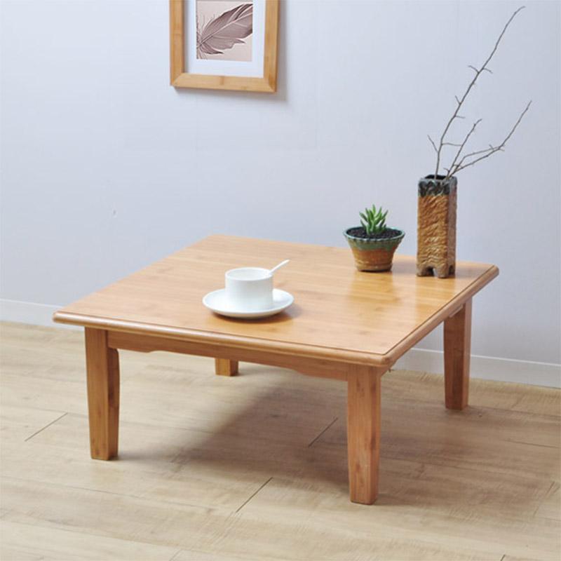 Bamboo wood table a few Kang Kang Kang Table Bed learning table table table table table window tatami table