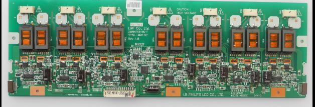 Skyworth 26LCAIW26 LCD τηλεόραση το φως της συνεχούς ρεύματος υψηλής τάσης - μεταβολής τον πίνακα κυκλωμάτων