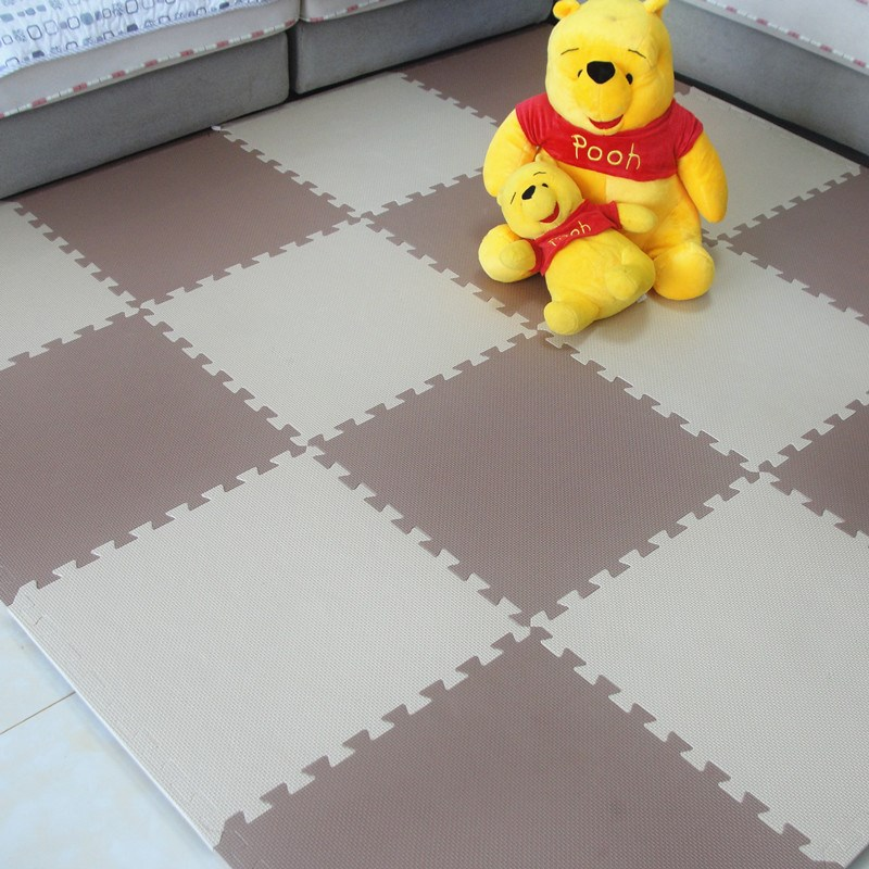 Children's puzzle mats on the bedroom floor pad stitching large 6060 household tatami mats