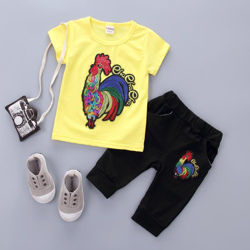 黃色小雞短袖-Z
