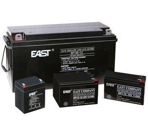 EAST EAST maintenance free battery 12V38AH EAST NP38-12UPS38Ah warranty for three years
