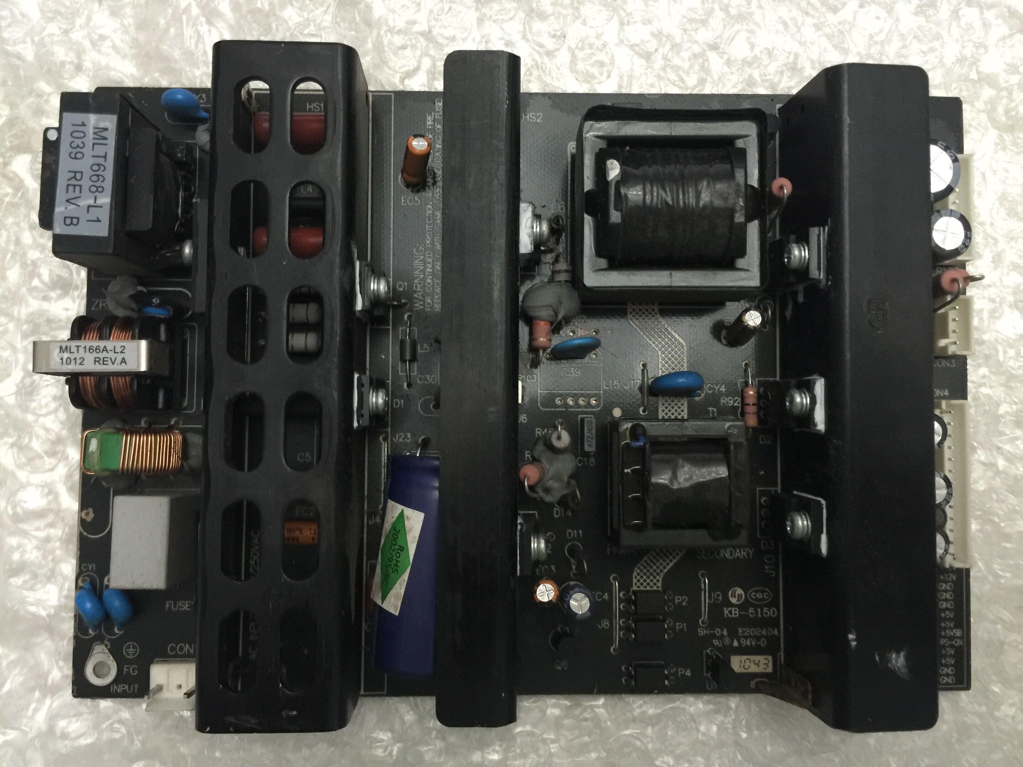26 - 32 - Universal - LCD - TV - Power Board MLT666TMLT666BX-T1 (3 - schnittstellen)