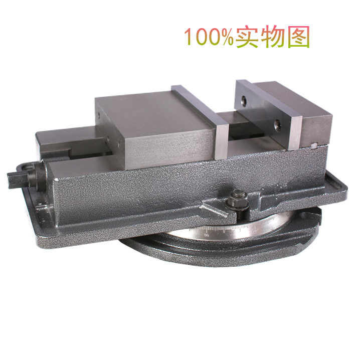 Taiwan drilling and milling machine special vise vise CNC3 inch angle fixed precision vises 4 inch 5 inch 6 inch 8 inch machine