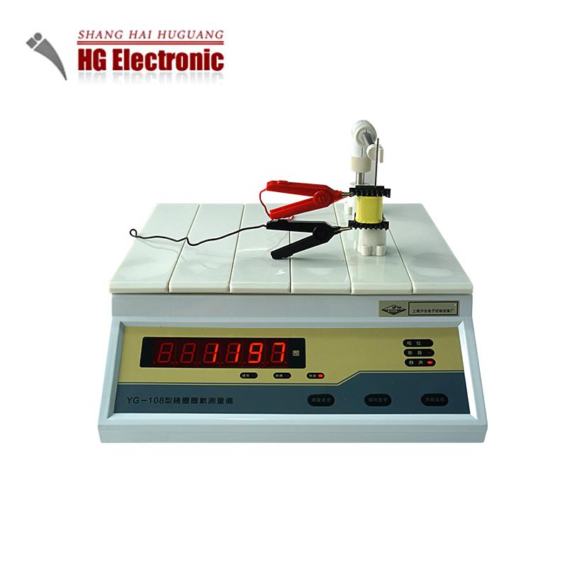 G108 - Y - Transformer Sich widerstand tester - ring huguang Zahl von ROLLEN - detektor gemessen - runden