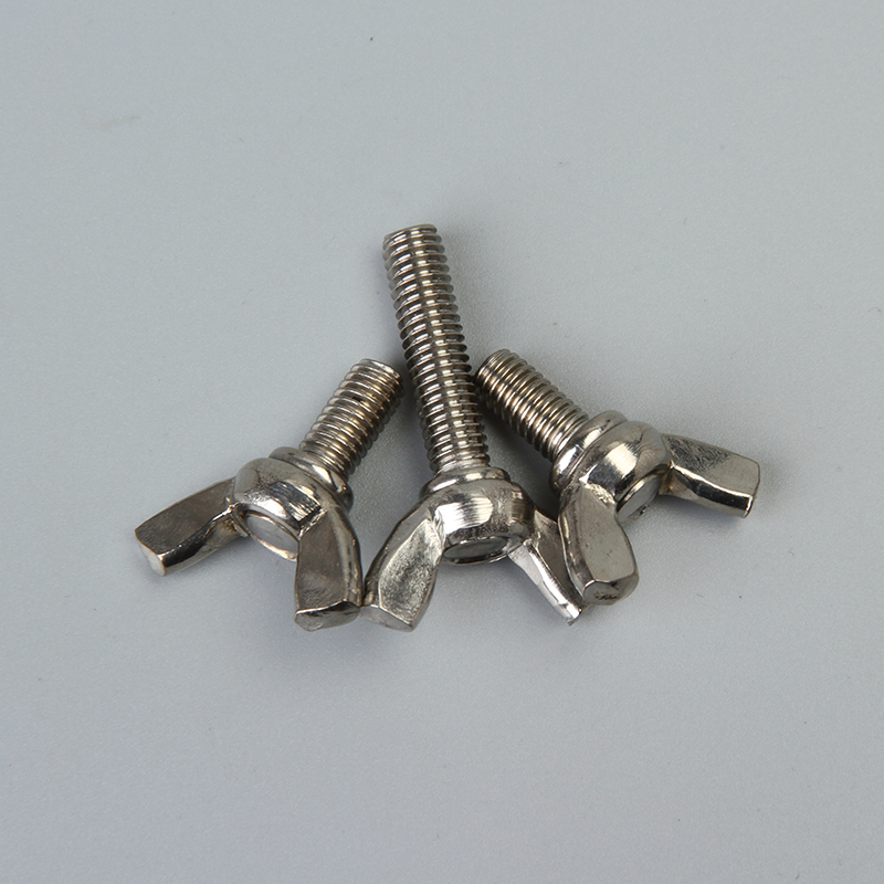 304 stainless steel DIN316 butterfly screw, hand screw, horn bolt M4M5M6M8M10M12*20-40