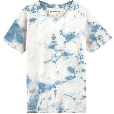 订购 Mollusk Best Tee Ever T-Shirt 冲浪品牌 美国制  扎染T恤原单