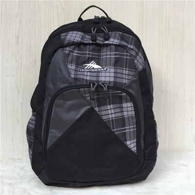 高品质双肩包外贸出口美国订单商务电脑包学生书包原单登山包护肩