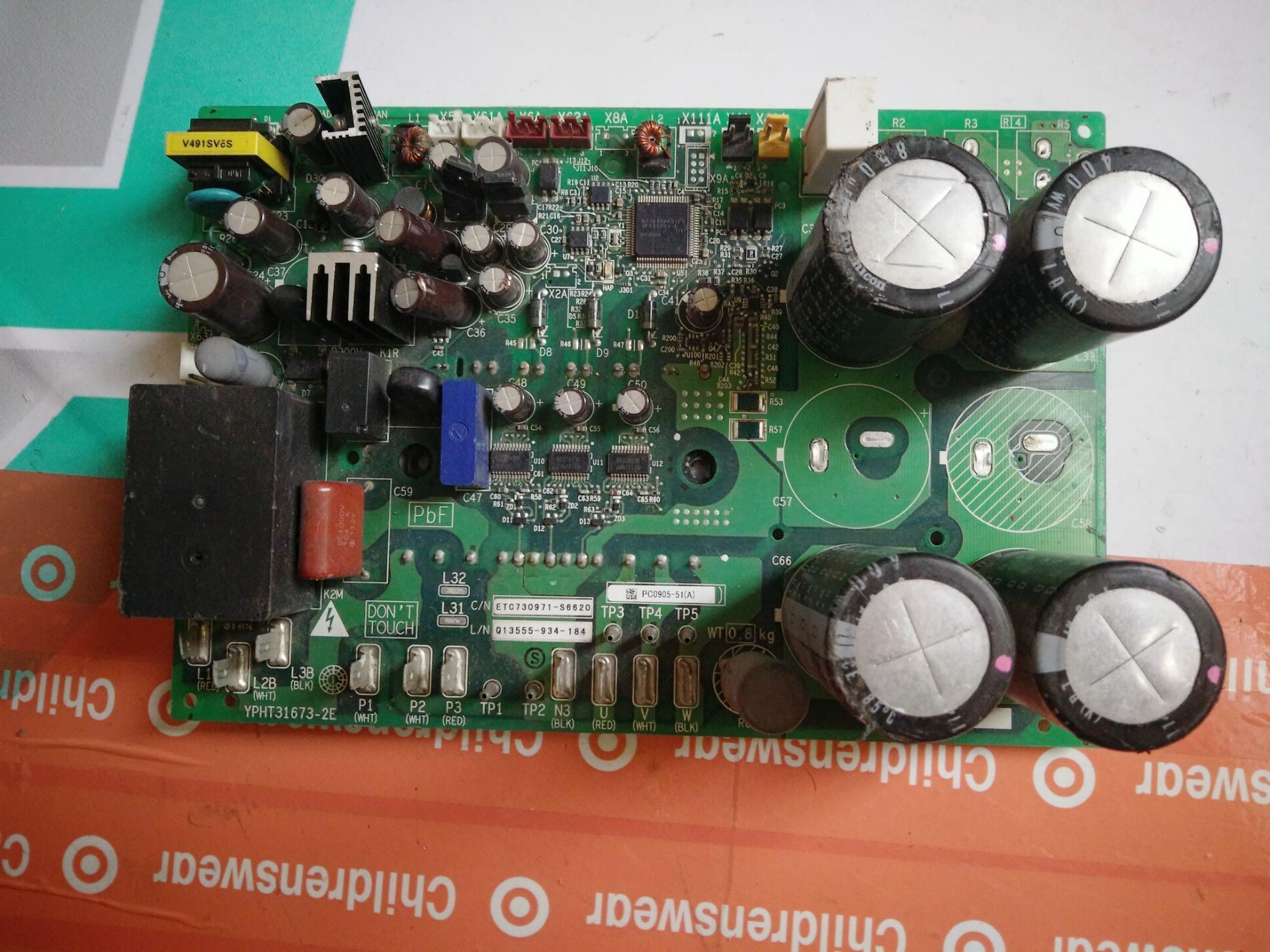Original - Daikin klimaanlagen - PC0905-51A getestet haben, die häufigkeit von platten sy1