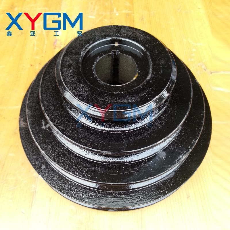 La panchina di 5 Hangzhou Xihu Ruota buco Fuso vassoio 4 Slot di tipo 2 13 mm Torre Q41 Ruota il Disco in Ghisa a Cintura z