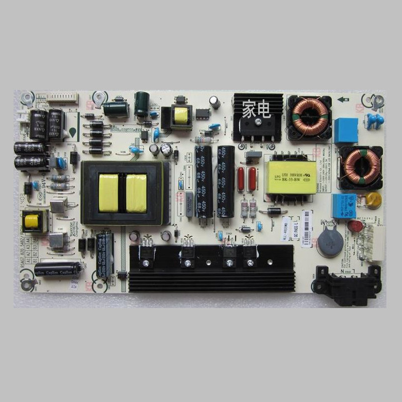 Hisense LED48K20JD48 inch LCD TV backlight constant current boost circuit high voltage power supply board CW