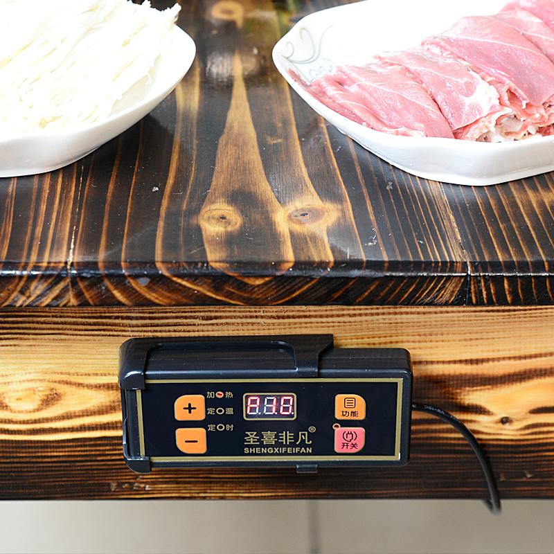 St. Als buitengewone F-288F restaurant rond 2000 W - hotel de elektro - oven die kookpan.
