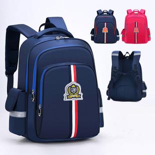 小学生书包男女童大容量双肩包多功能背包