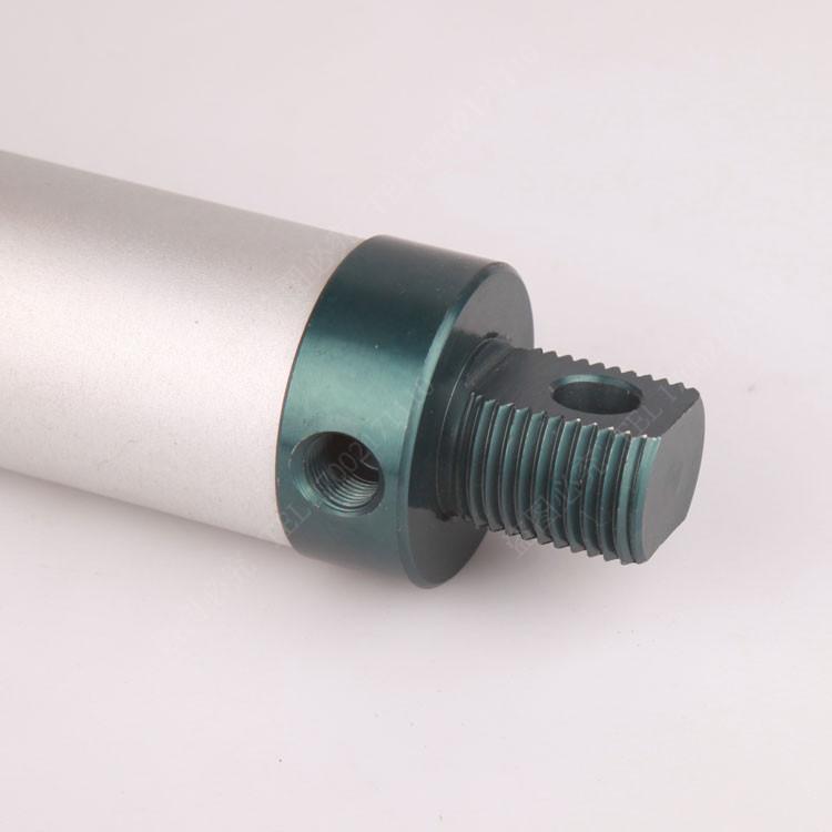 Tipo AIRTAC cilindro com Liga de alumínio Mini 40*25/50/75/100/125/150/175/200 Mal