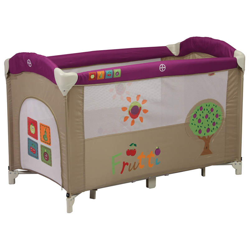 French game bed, square bed, children's bed, jump bed, twin bed folding bed, BB bed, baby bed