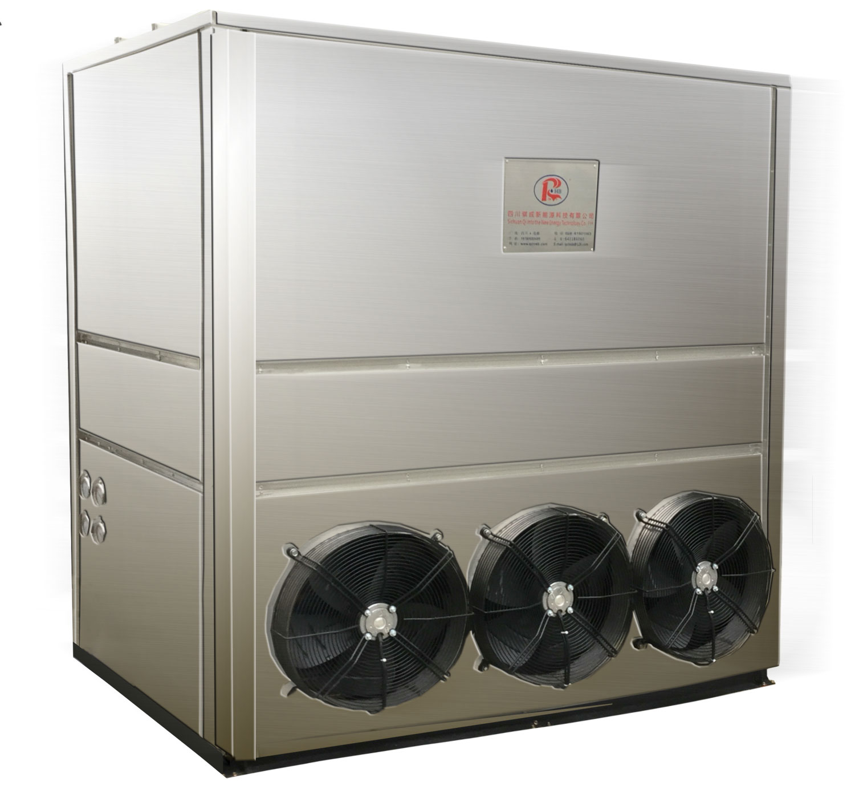 De teelt van champignons met airconditioning _ paddenstoel koeling - de thermostaat eenheid _ schimmels groeien de temperatuur machine