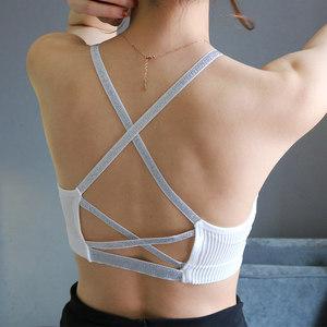 天天特价 抢购 新款女士短袖一体吊带背心无缝内衣打底衫