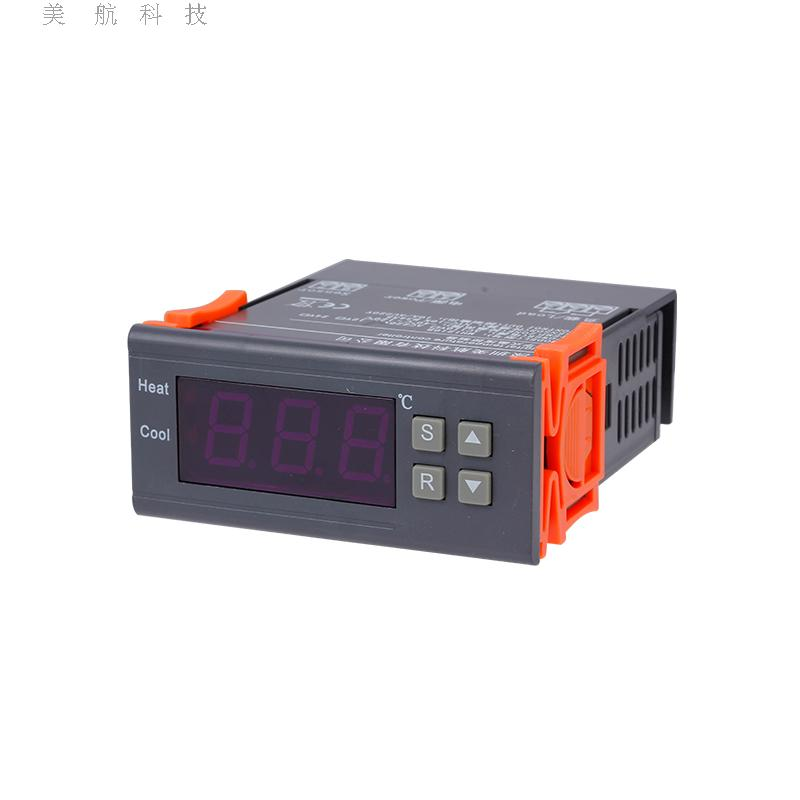 Electronic thermostat thermostat digital temperature controller temperature controller MH1210A refrigeration heating controller