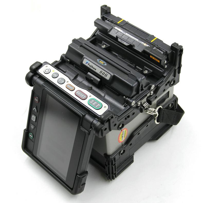 輸入代購日本藤倉FSM80CFSM80Sアップグレード版干線光ファイバ融出迎え80C溶接繊機