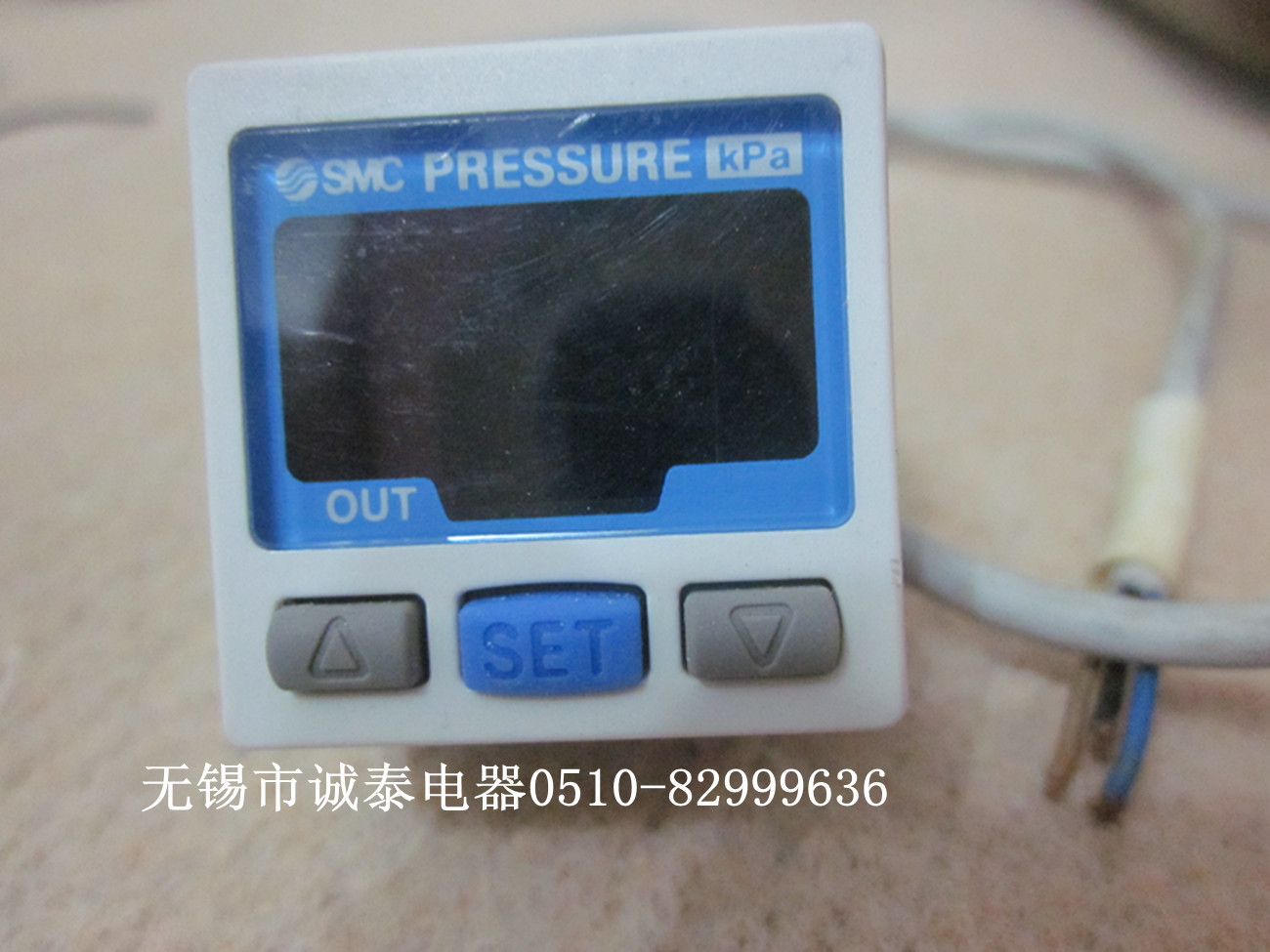 [SMC] no genuine digital pressure gauge ZSE30-01-25