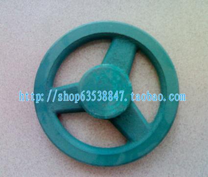 trekantet bælte trisse type b - fælles groove 8 - inch diameter 203