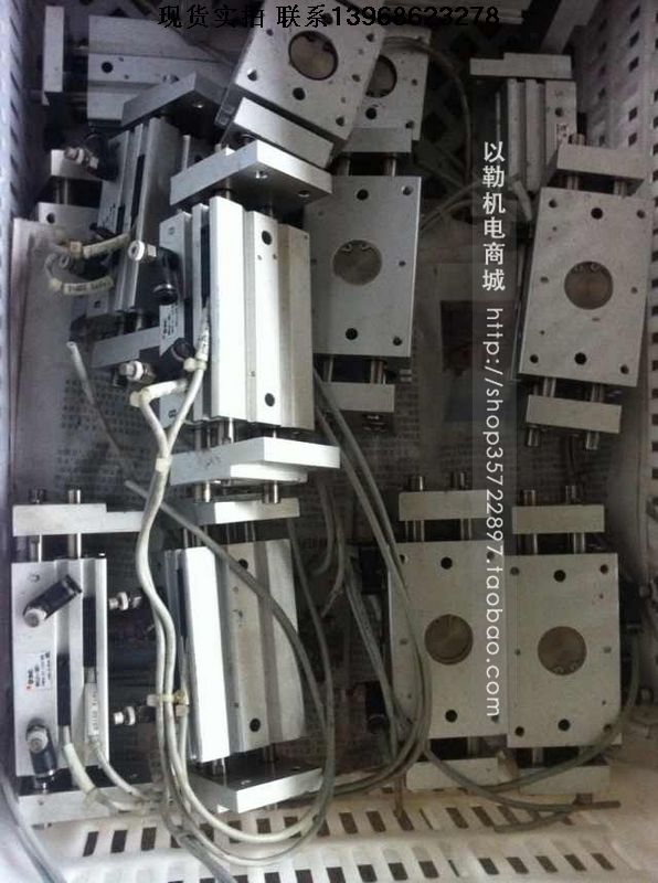 SMCMHL2-16D1 wide type finger parallel opening and closing type, new and original import