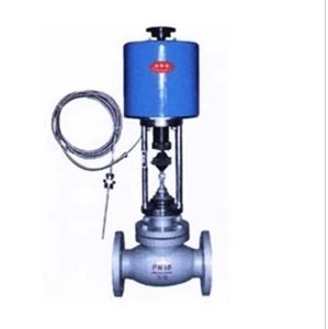 ZZWEP la válvula de control de temperatura de auto - ajuste de la válvula de regulación de válvulas de Acero fundido.