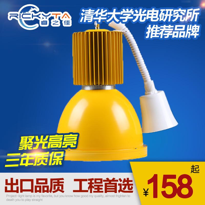 Las luces LED 20w / W / 50w supermercados tiendas de carne de cerdo de frutas de mariscos el empleo minero de la Lámpara LED