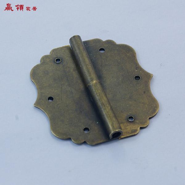 мебель, шкафы петли съемный китайский чистой меди петли ylf032 старинного бронзового покачал кожа