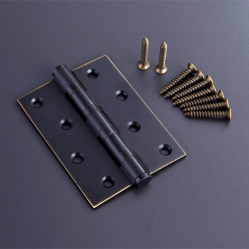 Las bisagras de las puertas de bronce de Taiwán el cobre puro estilo europeo de la puerta de Bisagra HG918