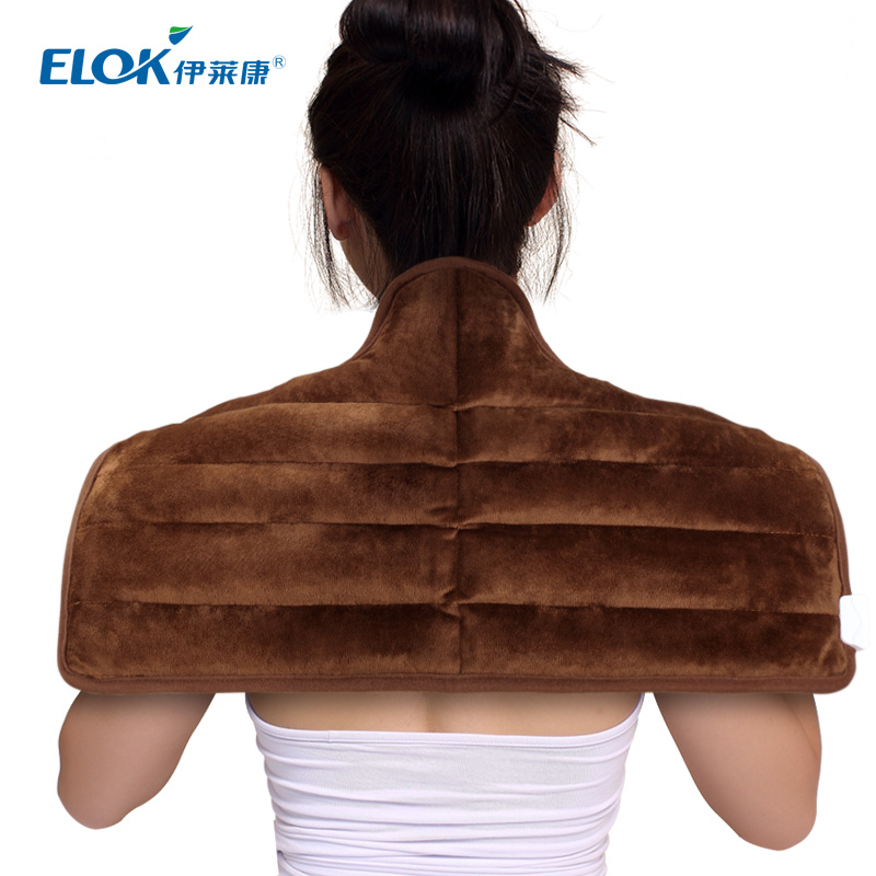 Chauffage de chauffage électrique de protection de cou de Moxibustion col Cervical l'épaulement du col de fomentation à chaud de l'épaule de l'épaule hommes et Mme dormir électrothermique