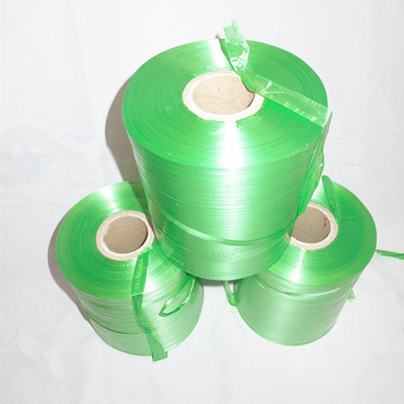 PE automatically ends with tearing tape bundling rope, plastic rope machine, baling rope strapping belt, high speed machine belt