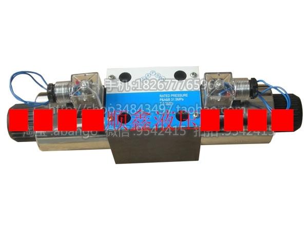 Presión de aceite hidráulico de la válvula solenoide de la válvula de 4WE10L-L3X / CG24NZ5L de alta calidad
