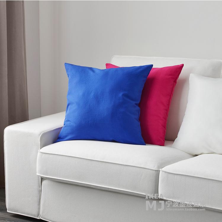 国内購買イケア烏カーターシンプル現代ソファベッドの抱き枕腰枕クッションオフィスごじゅう* 50CM