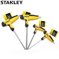 STANLEY/ STANLEY metric T type inner six corner wrench 94-344~351 with handle handle 2~10mm