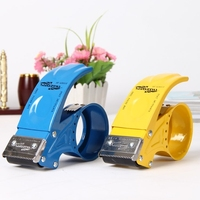 A new transparent tape cutter for metal tape tape machine tape tape sealing packing machine with 50mm?