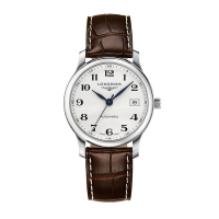 Swiss Longines M series L2.518.4.78.3 mechanical Mens Watch Strap Watch Casual watch