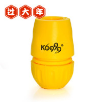 K6999 Deluxe universal quick connect 4 points 5 points 6 points fast connecting pipe joint water washing pipe joint