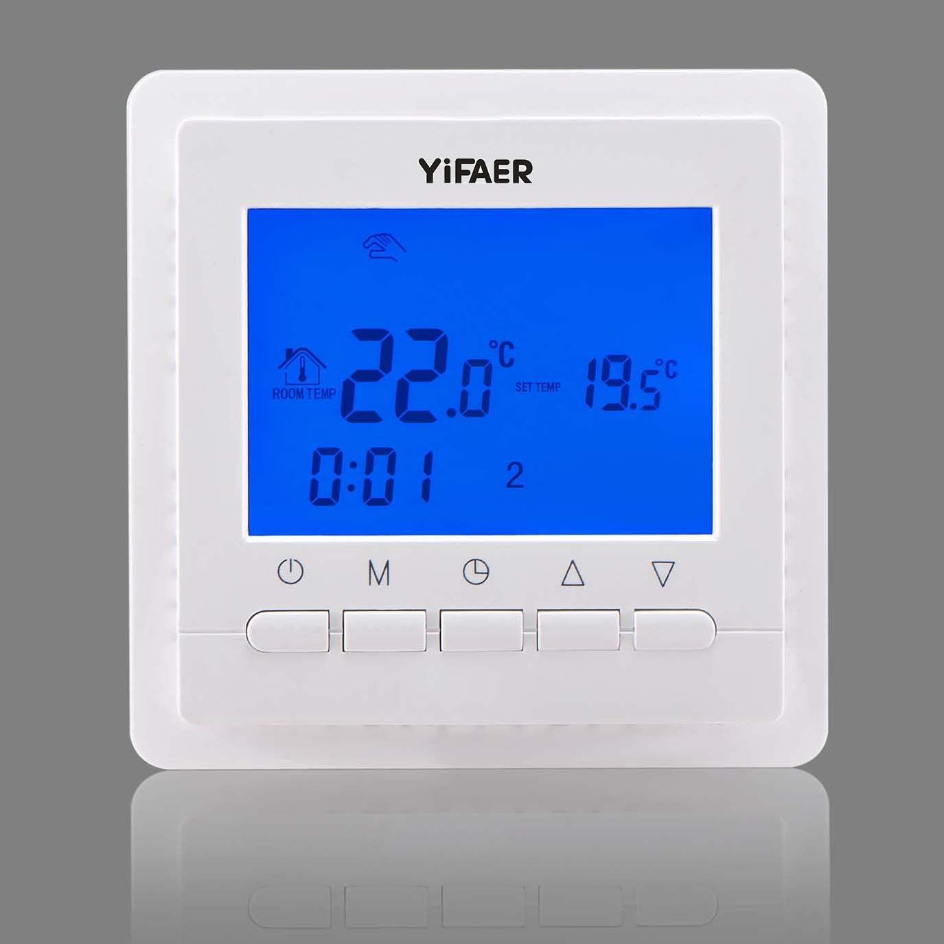 soe vesi - õhk seade kütte, vee soojendamise plaadid ahju temperatuuri filmi koos elektri ja kütte termostaat elektriliselt reguleeritav fänn.